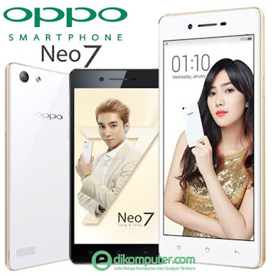 Harga Smartphone Android OPPO Neo 7