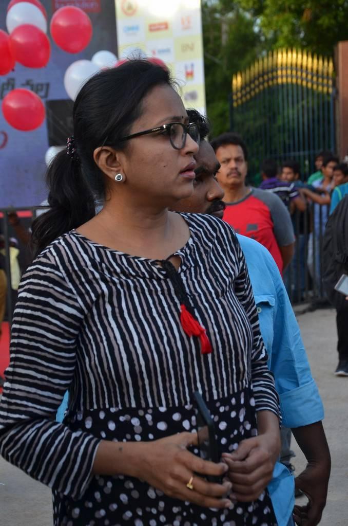 Actress Suma At Anti Drug Walk Campaign Event Stills