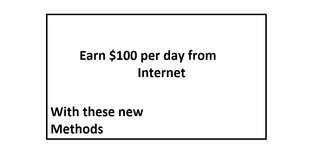 How to earn $100 or Rs.10,000 Per Day from Internet Online