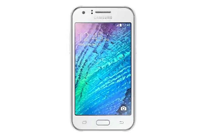 How to Hard Reset Samsung Galaxy J100f