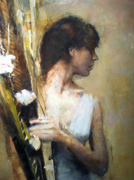 Mary Sauer Art Eleanor Ettinger Figure In