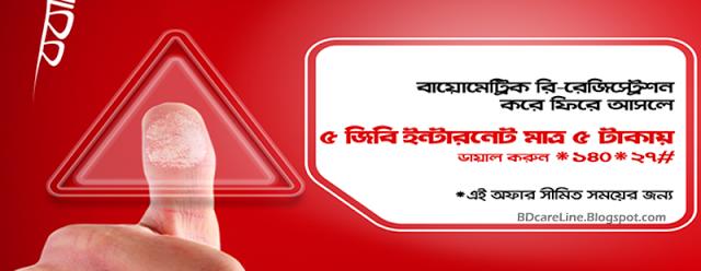 Robi biometric re registration Offer