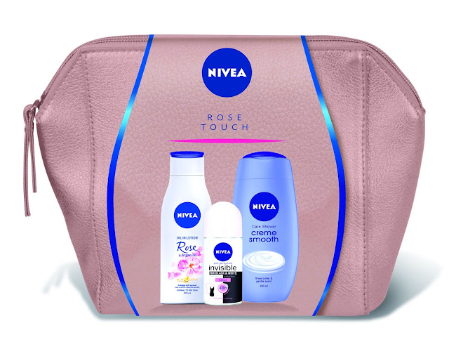 nivea rose touch bag