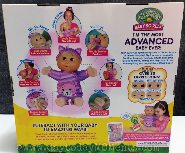 Cabbage Patch Kids  doll review