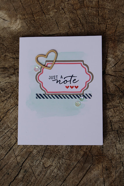 Watercolor Card Kit, Stampin' Up! UK
