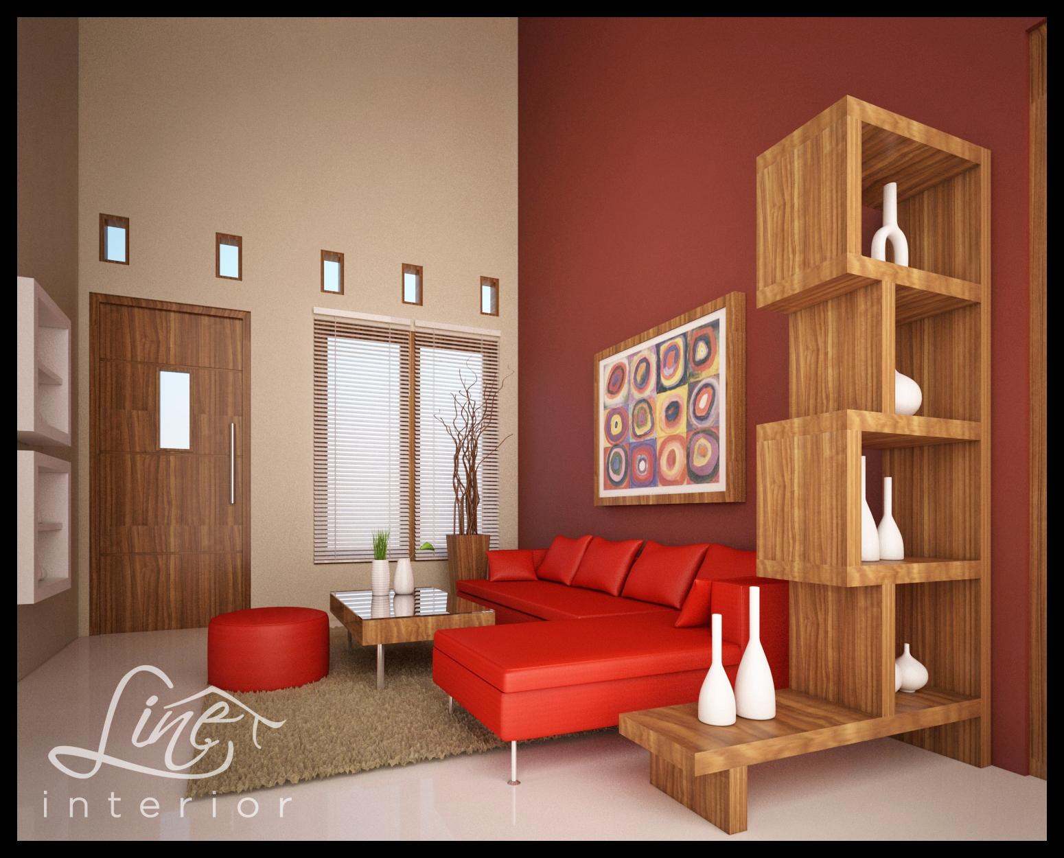 Ide Desain Ruang Tamu Ruang Keluarga Masa Kini