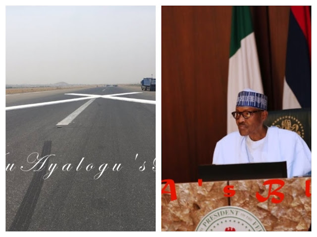 Buhari To Commission New Bayelsa Int'l Airport With The Longest Runway