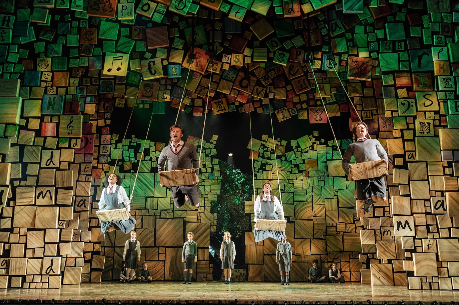 Matilda the Musical UK Tour - A 5* Review