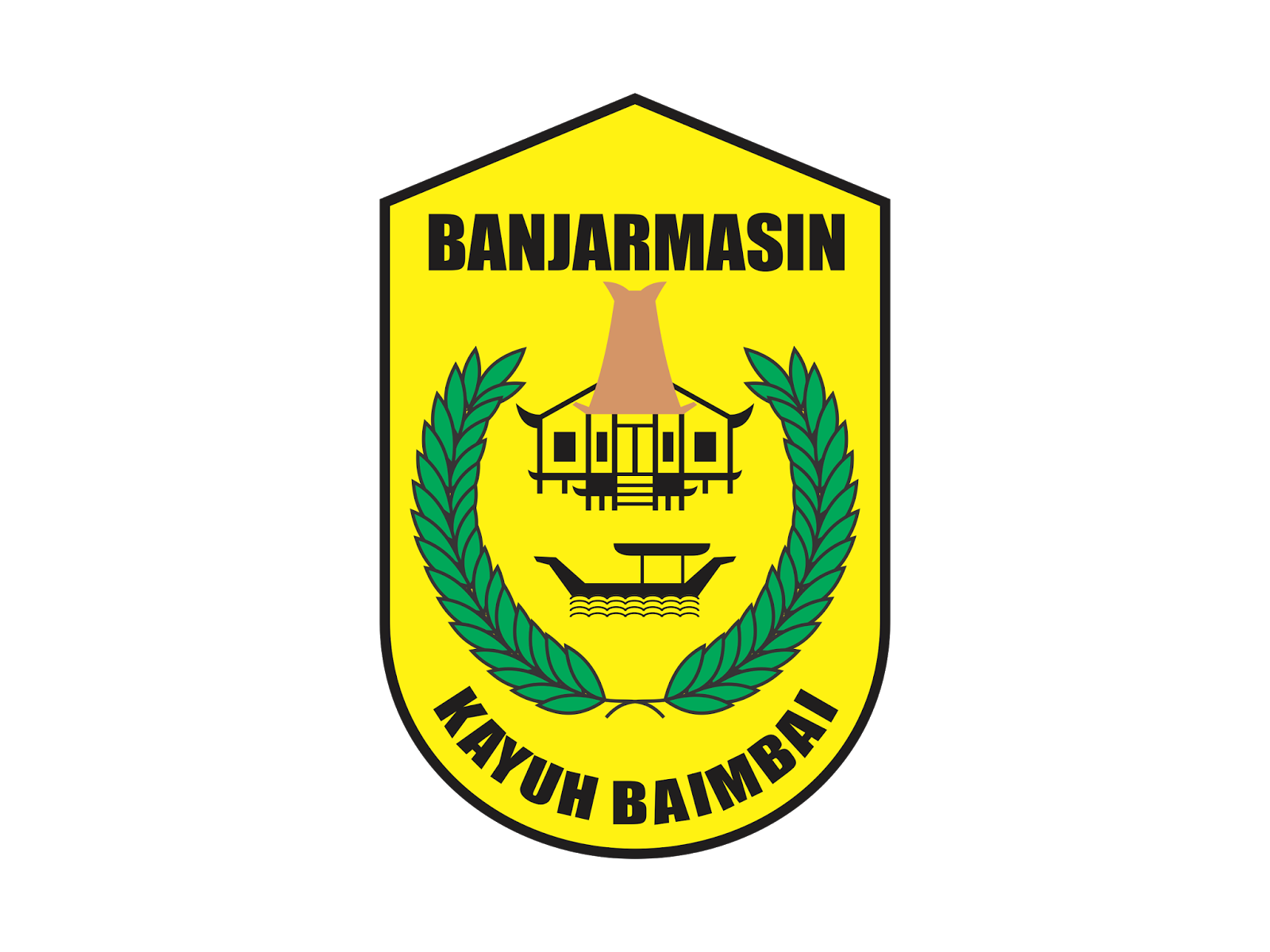 Logo Kota Banjarmasin Format Cdr & Png HD | GUDRIL LOGO ...