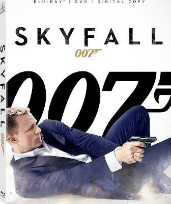 007 Operación Skyfall 720p HD Español Latino Dual