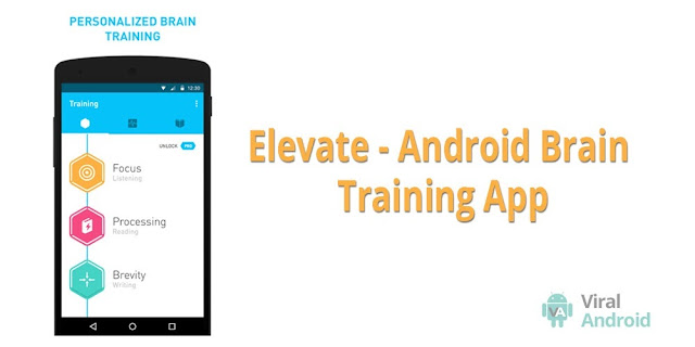 Elevate - Android Brain Training App Review