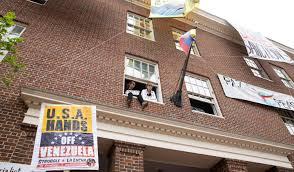 El enviado de Guaidó ante el Gobierno de EE.UU dice controlar todas las sedes diplomáticas en Washington