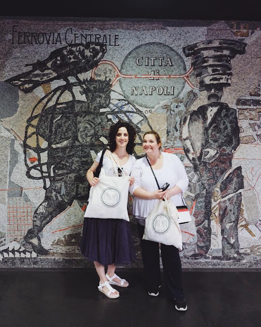 Co-founders of Casa Mia Italy Food & Wine Tours