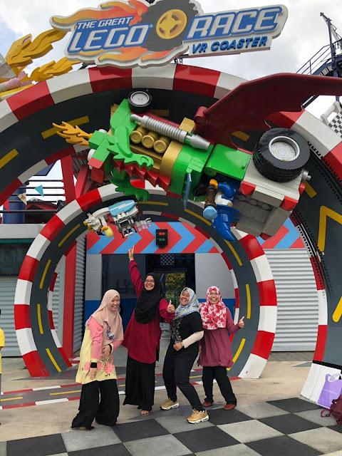 roller coaster legoland malaysia