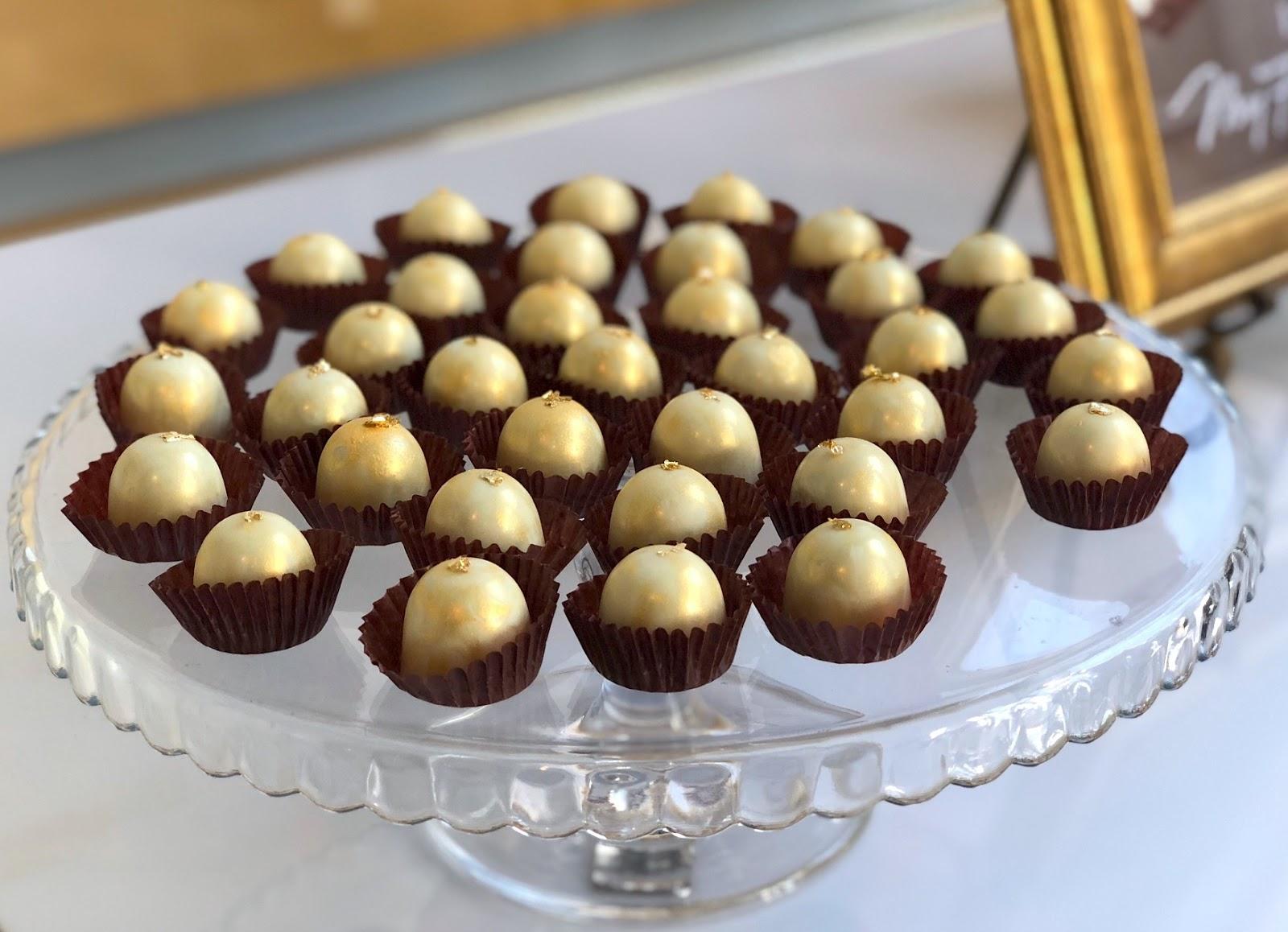 gold truffles