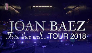 Joan Baez - The Fare Thee Well Tour Paris Olympia 2018