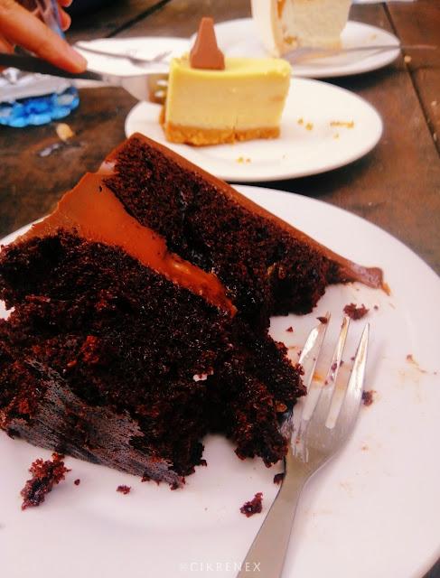 Kula Cakes Kuantan tempat makan hispter Kuantan