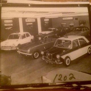 Bexhill Motors Ltd Golden Anniversary booklet image 02
