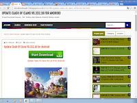 main Clash Of Clans di laptop/PC Pakai Koplayer lebih ringan dan lebih mantabb !!!