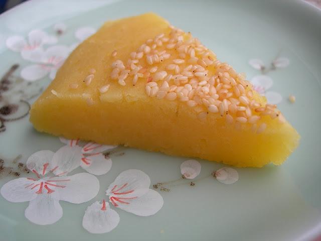 Mung Bean Pudding - Vietnamese Che Kho 2