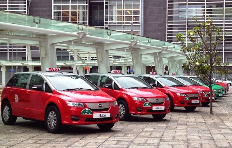 Uber In Deal With China S Byd To Test Electric Cars Vehicle News