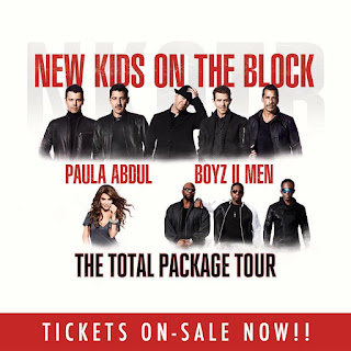 Show preview: New Kids on the Block, Paula Abdul and Boyz II Men at The Hollywood Bowl on June 2