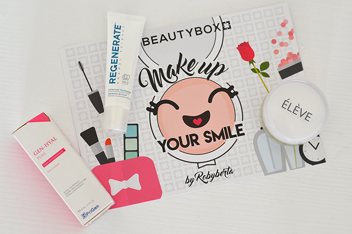 my beauty box make up your smile