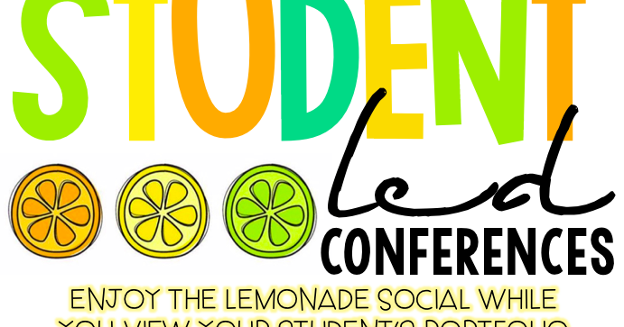 No  2 Pencils: Student-Led Conferences with Digital Portfolios