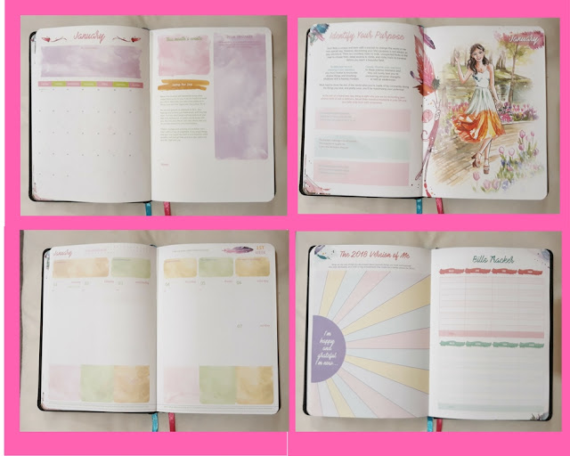 Musings of a Suzie - BDJ Planner 2018 Part 4