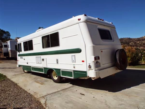 Used rvs 1973 apollo neptune motorhome for sale by owner for Motor home for sale by owner