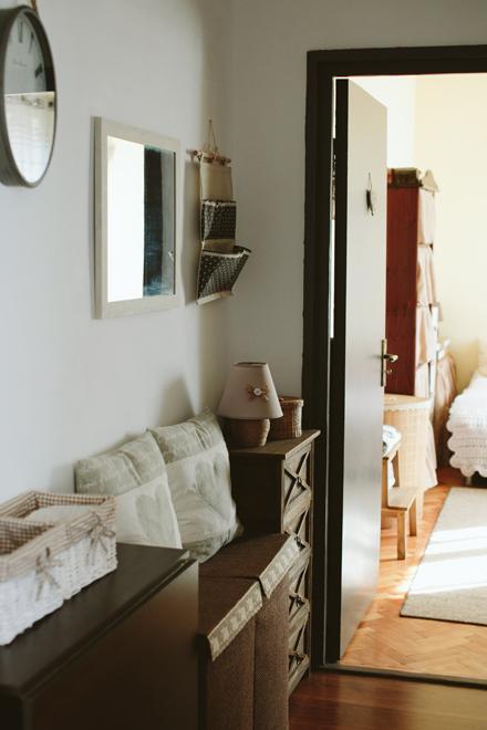 Accente rustic și vintage într-un apartament de 52 m² din Deva