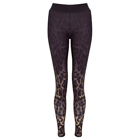 Only Play Animal Print Training Tights