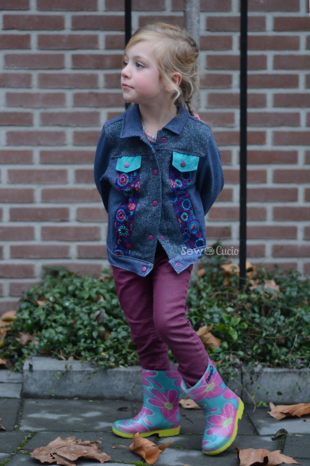Sew Cucio: One Thimble 17: Big Day Out Jacket
