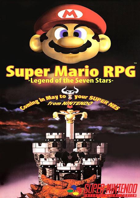 Detonado - Super Mario RPG