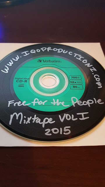 Free for the people mixtape volume 1