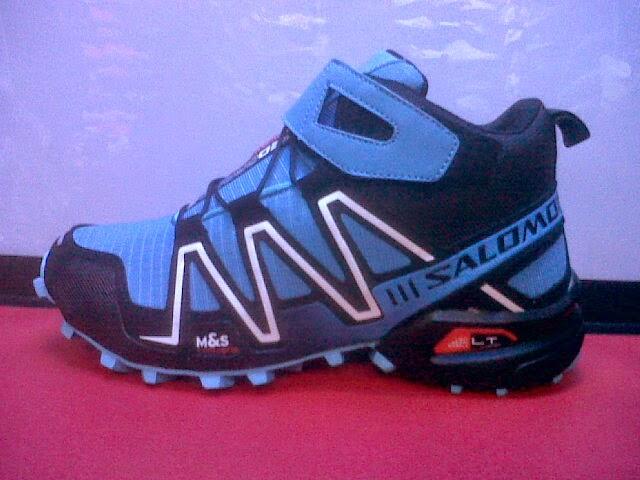 Sepatu Salomon High 02  ff96a8fac1
