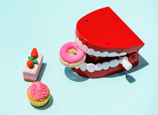 Dental prosthesis and fear of certain foods