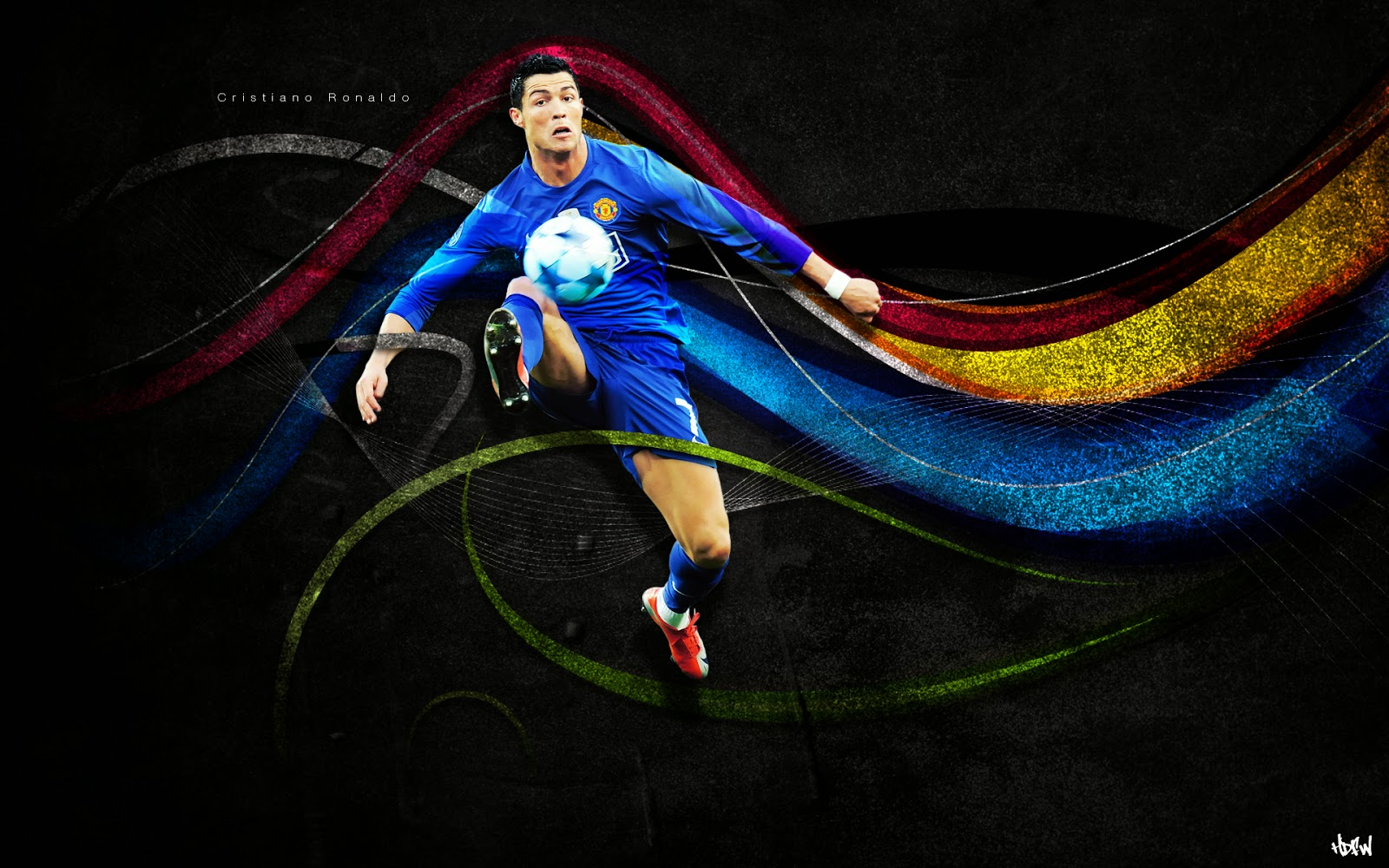 Cristiano_Ronaldo World Cup HD Wallpaper, Cover Wallpaper