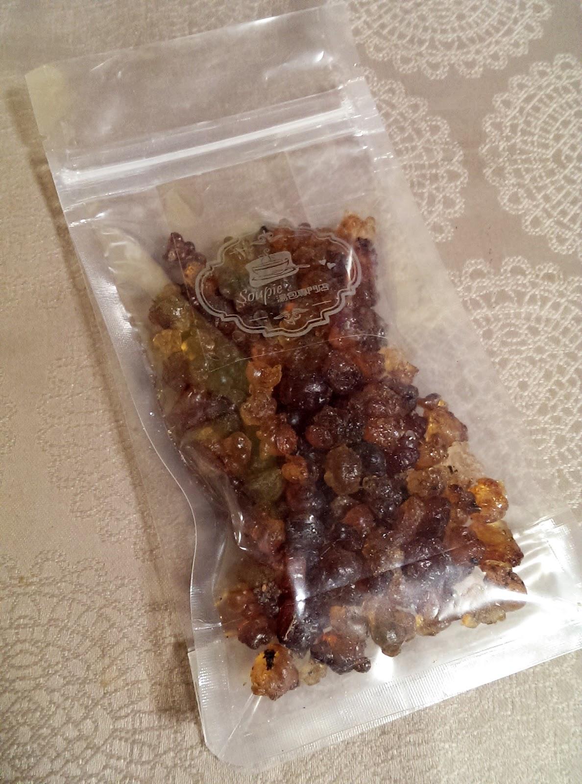 V. Cristo 素阿圖: 被喻為「平民燕窩」的桃膠