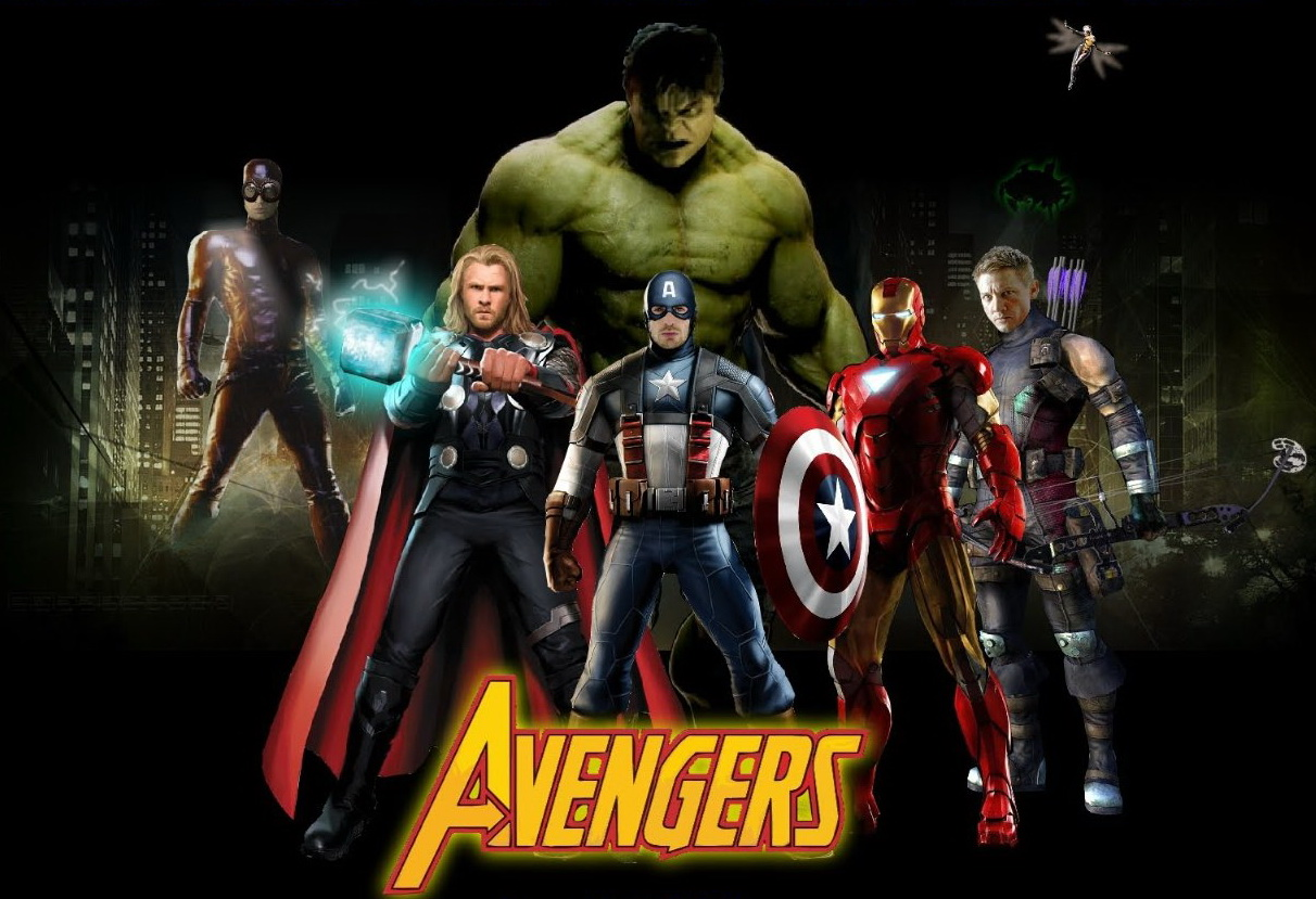 The avengers 2012 hq wallpapers collections - Wallpaper avengers 3d ...
