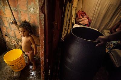 documentário sobre crise hídrica de São Paulo