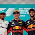 Az olaszok Vettelt, a britek Hamiltont temetik, a világ meg elfelejtette Verstappent