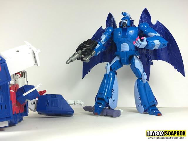 xtransbots andras gun rimfire targetmaster