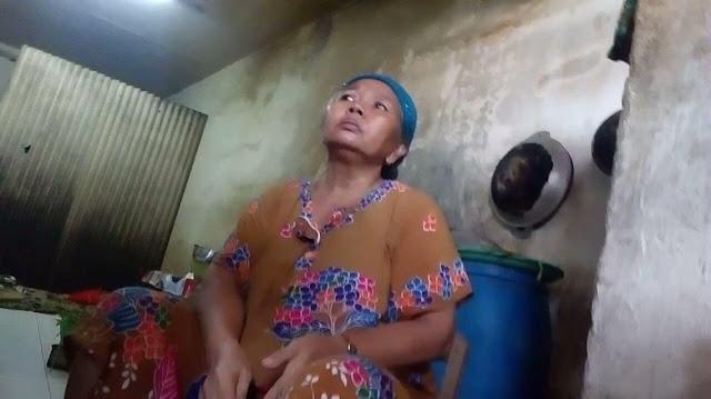 Alhamdulilah akhirnya ibu ini dapat donasi Rp 265 juta