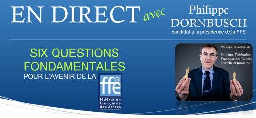 6 questions fondamentales pour l'avenir de la FFE