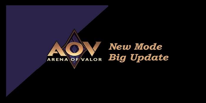 Perubahan dan Beberapa Fitur Terbaru Setelah Update di Arena Of Valor