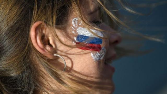 World Cup 2018: Russian media mock 'husband-hunters'