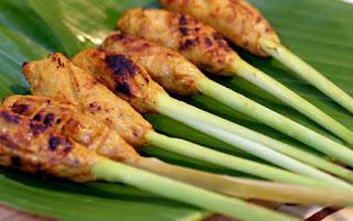Resep dan Cara Membuat Sate Lilit Ikan Khas Bali