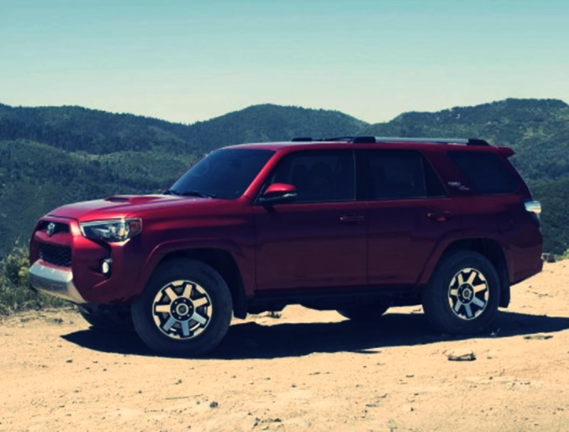 2018 Toyota 4Runner Spec, Engine and Limited