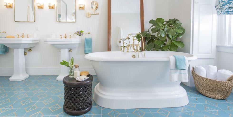 Perfect Summer Bathroom Upgrades